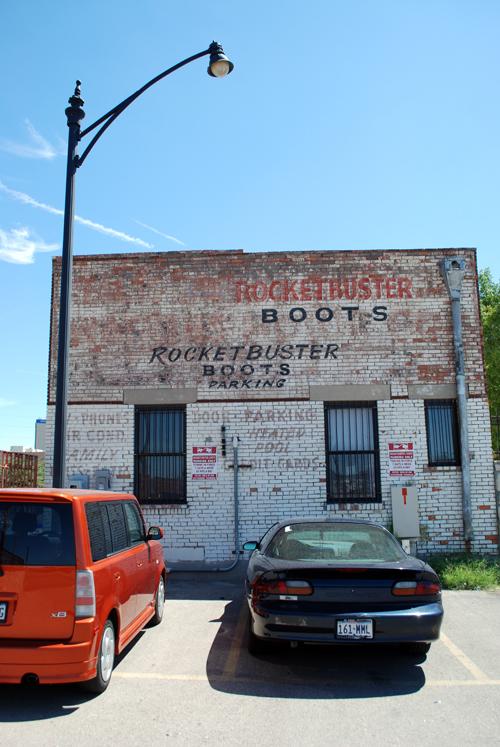 Rocketbuster Boots - El Paso, Texas