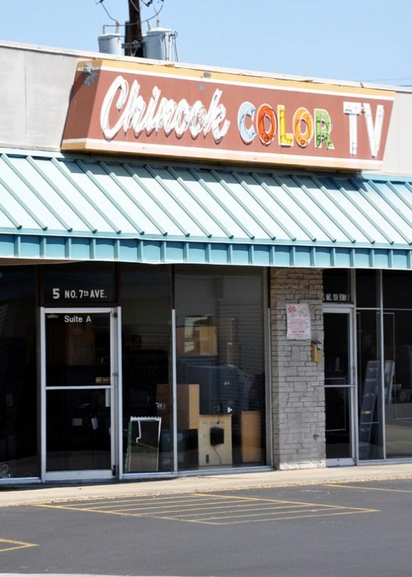 Chinook Color Tv Yakima Wa Aug 2009 Fading Ad Blog