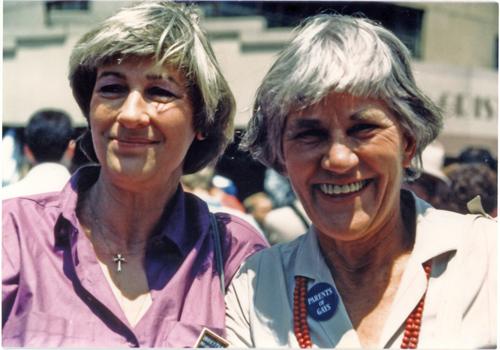 NYC Gay Pride March 1992