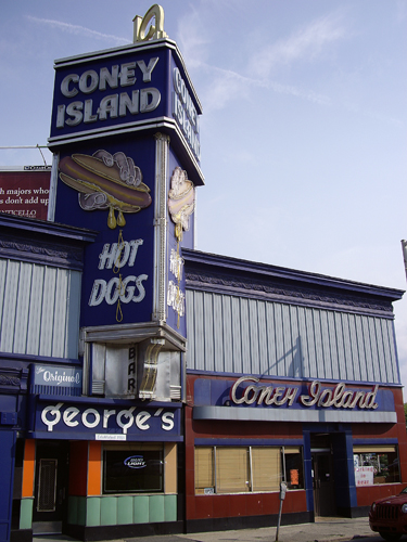 George's Coney Island Hot Dogs - Worcester, MA