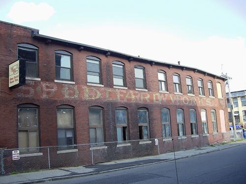 Worcester Works - Worcester, MA