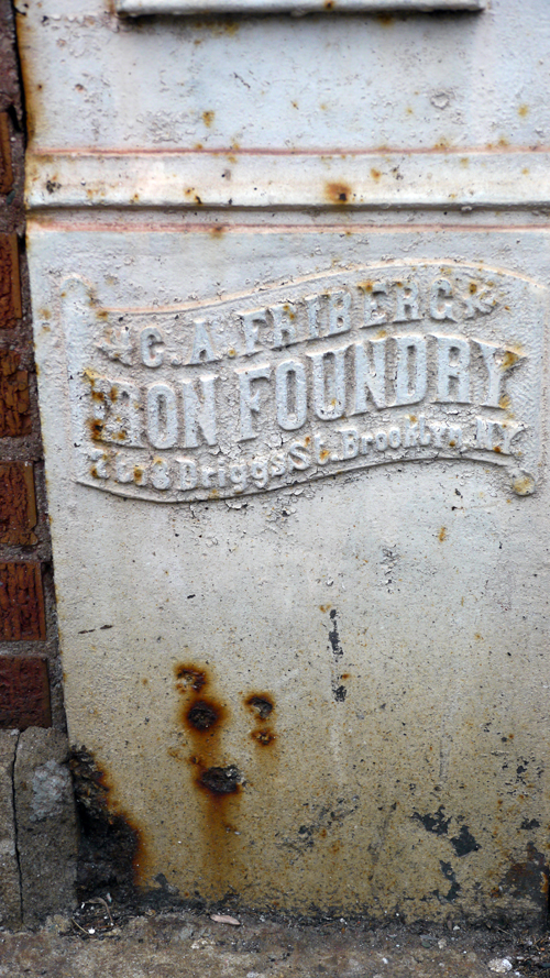 Fading Ads of Greenpoint Walking Tour – Google Maps Pin Drops ...