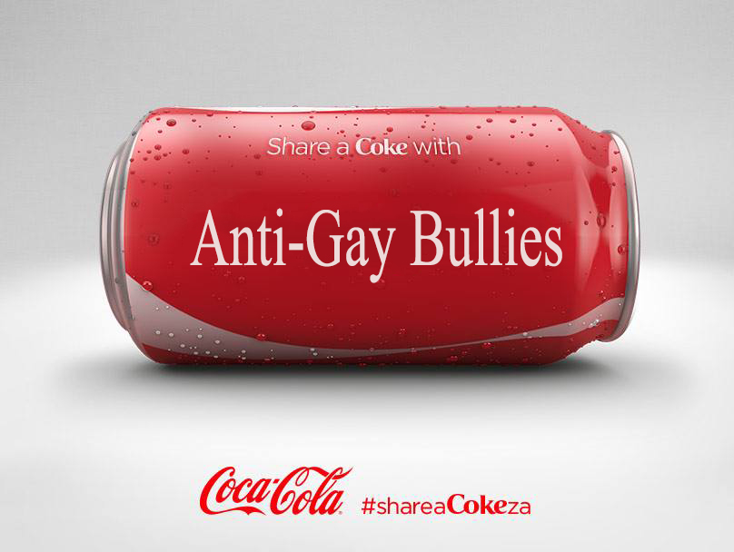 Coca-Cola Deleting enraged LGBT comments from Facebook Page
