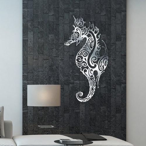 """Décoration murale """"L'Hippocampe"""""""