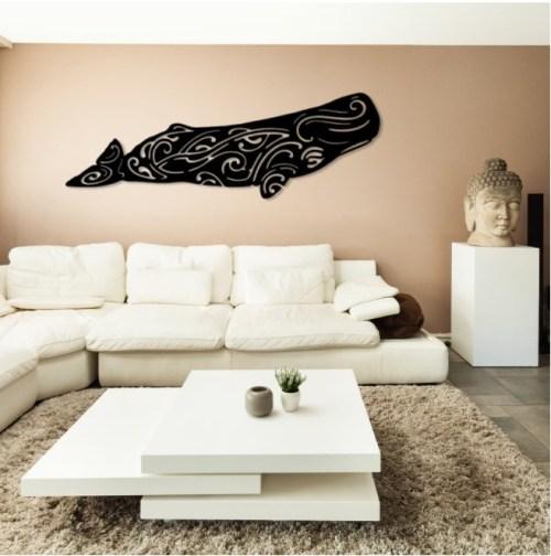 """Décoration murale """"Le Cachalot"""""""