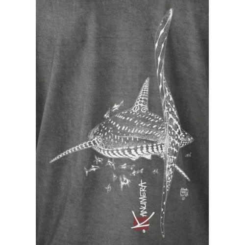 T-shirt Kanumera Requin baleine