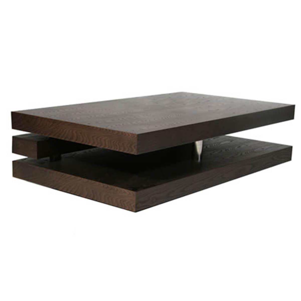 premier dark wood coffee table