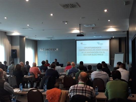 Jornada: Oportunidades Empresariales Asociadas a la Innovación en el Sector Eléctrico