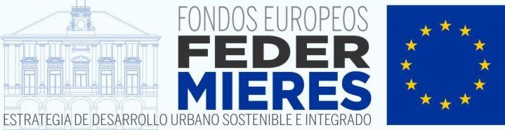 Aprobado el proyecto de Mejora de la Eficiencia Energética en el Alumbrado Público de Mieres, cofinanciado a través del Fondo Europeo de Desarrollo Regional (FEDER)