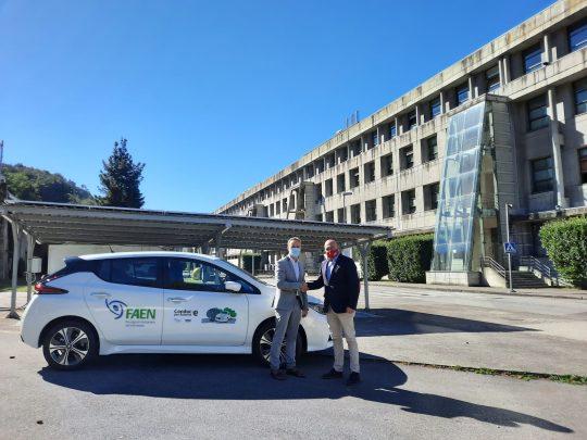 Un coche 100% eléctrico y con mayor autonomía para FAEN