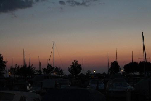 Sommer Abend in der Schwedenschanze 2015
