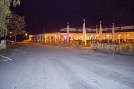Schlachtbuffet im Hafengasthaus Schwedenschanze