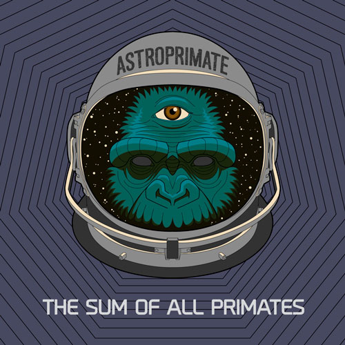 Astroprimate - What Doesn't Destroy (artwork faeton music)