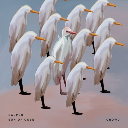 Calper ft. Son Of Cabe - Crowd (artwork faeton music)