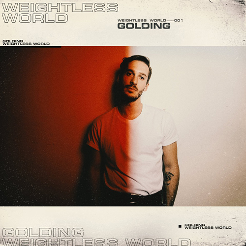 Golding - Weightless World (artwork faeton music)
