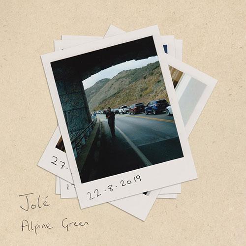 Jolé - Alpine Green (artwork faeton music)
