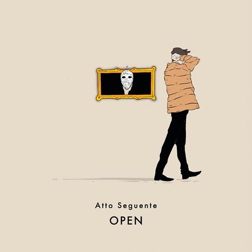 Atto Seguente - Open (artwork faeton music)