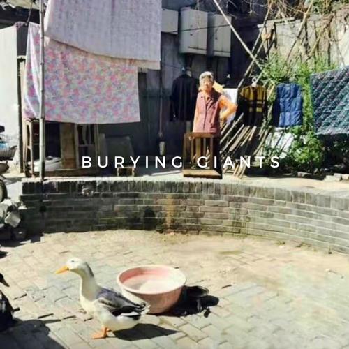 Burying Giants - Stormy Seas (artwork faeton music)