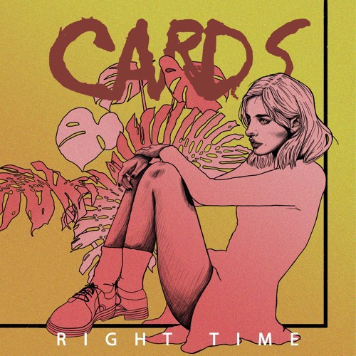 CARDS Right Time artwork faeton music