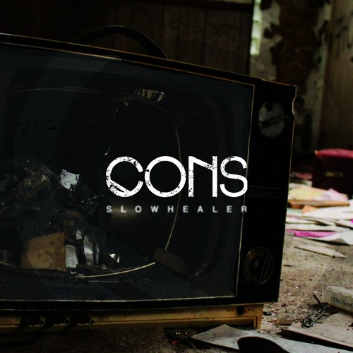 CONS - Our Secret Language (artwork faeton music)