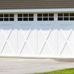 New England Series Craftsman Style Garage Doors In Rhode Island Fagan Door Corp