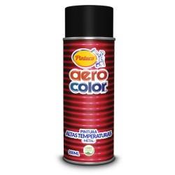 pintura aerocolor alta temperatura