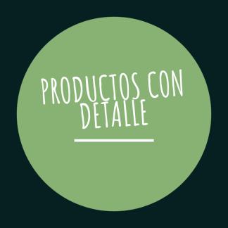 Producto con detalles