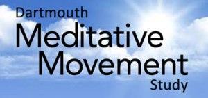 Dartmouth Meditative Movement Study link