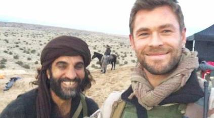 Image result for Fahim Fazli pictures from 12 Strong