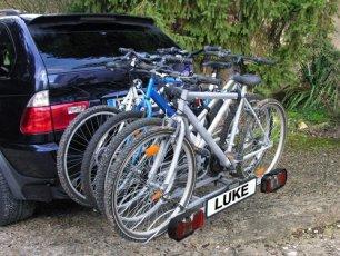 Fahrradträger für Anhängerkupplung Test