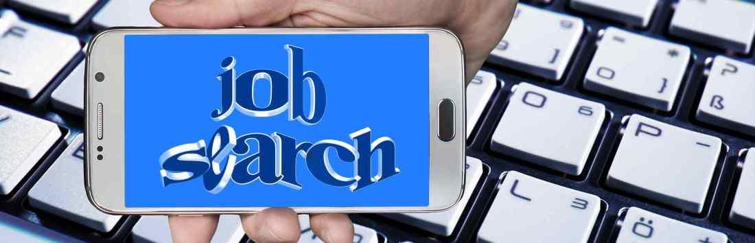job suche - bewerbung - application