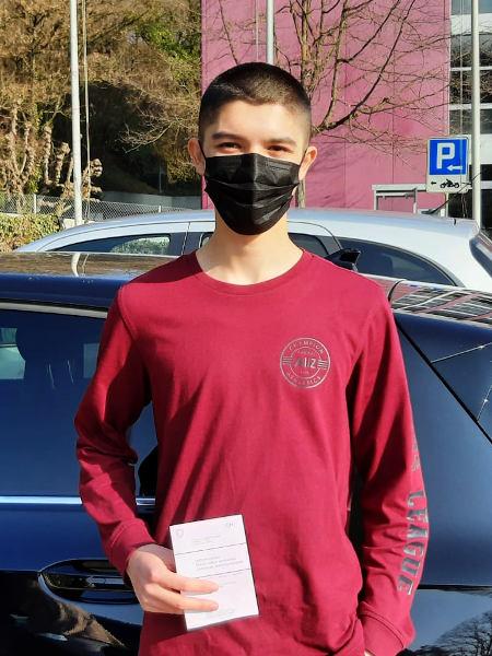 Praktische Führerprüfung - Collin - 08.03.2021