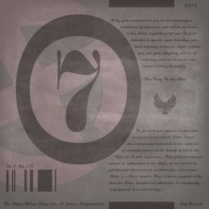 Op. 7, Nos. 1-12