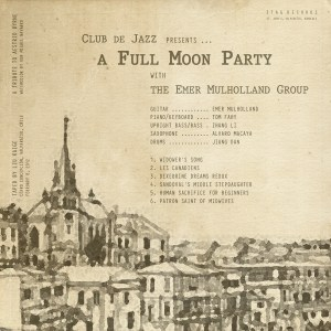 Club de Jazz presents... A Full Moon Party