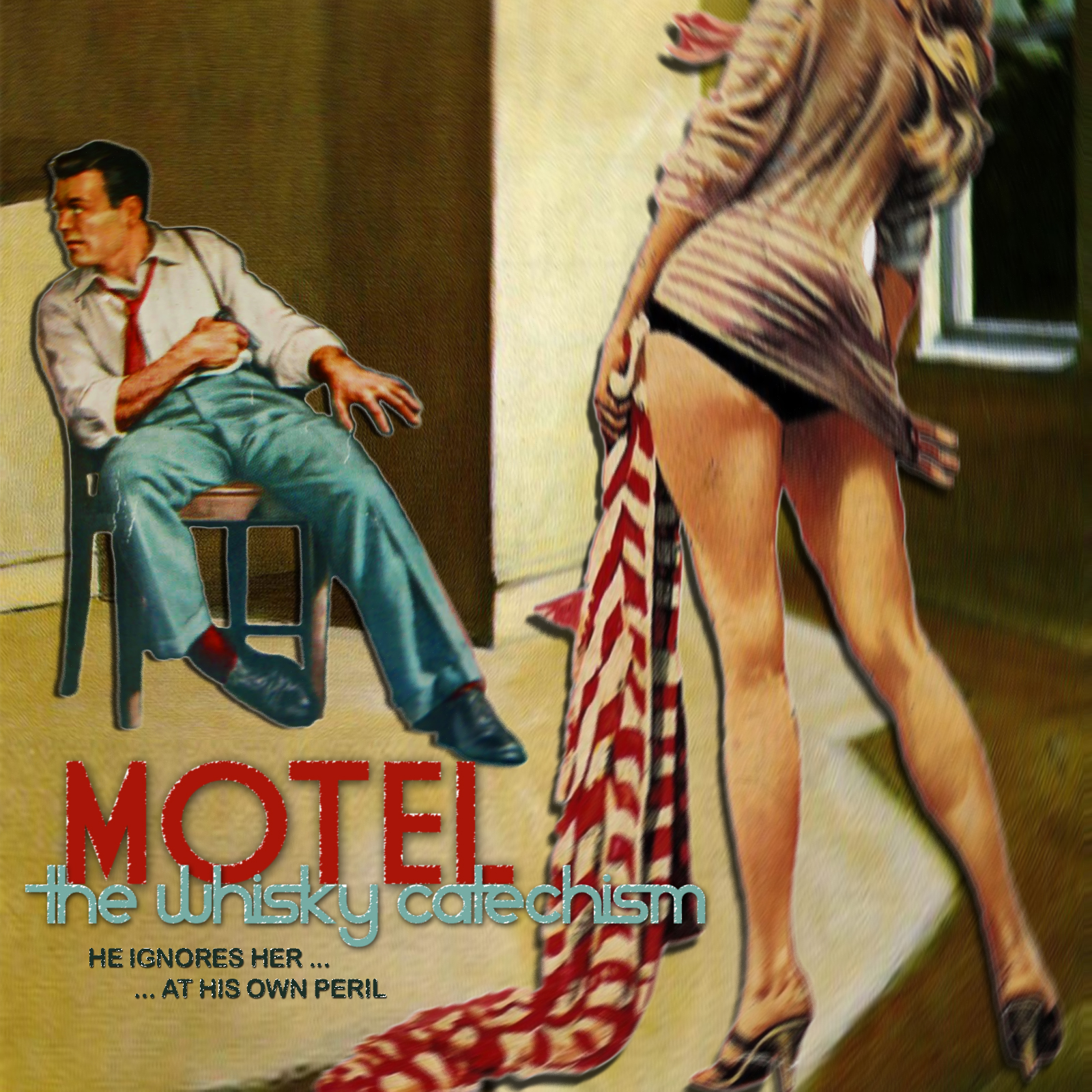 Motel: The Whisky Catechism by Tom Fahy