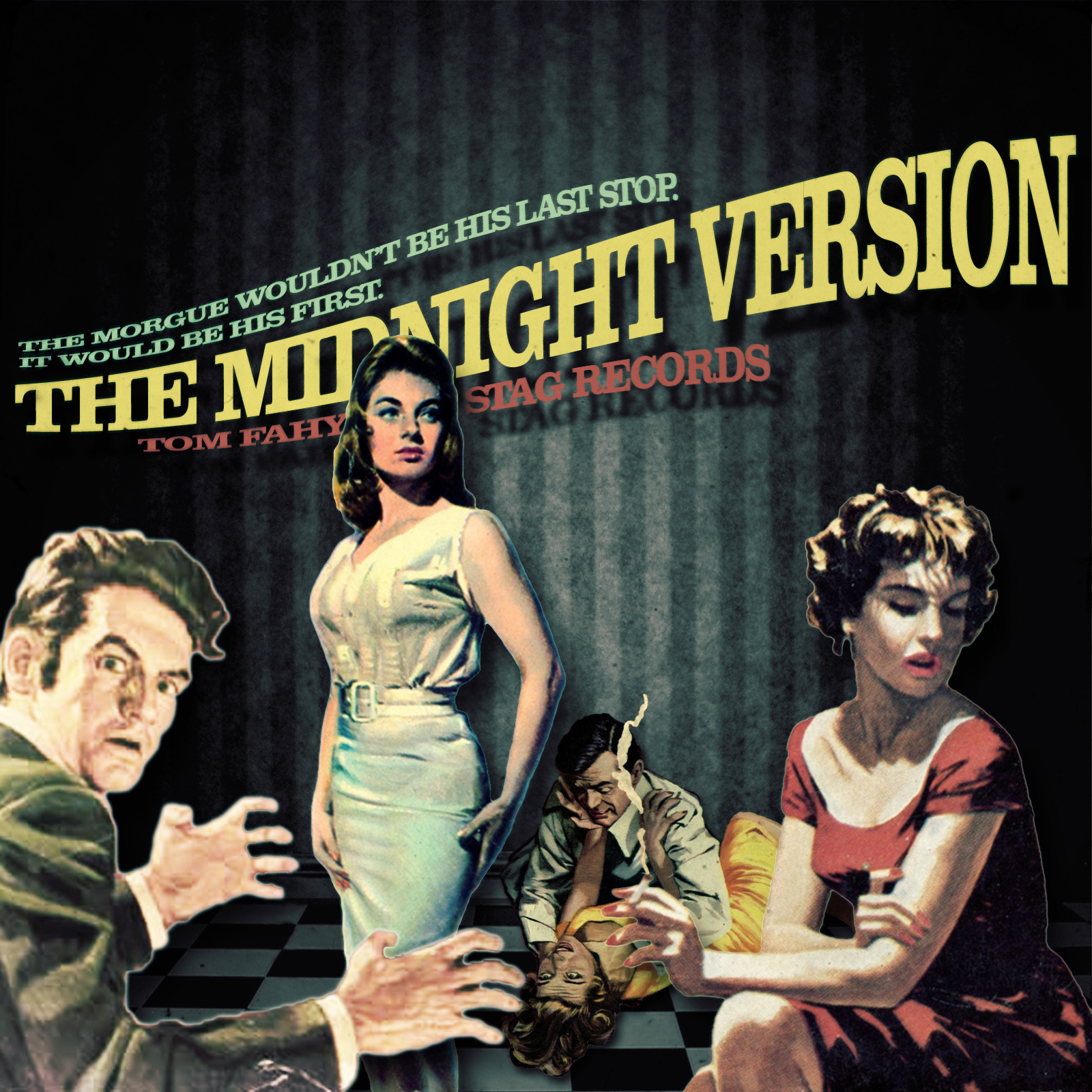 The Midnight Version, by Tom Fahy (2001)