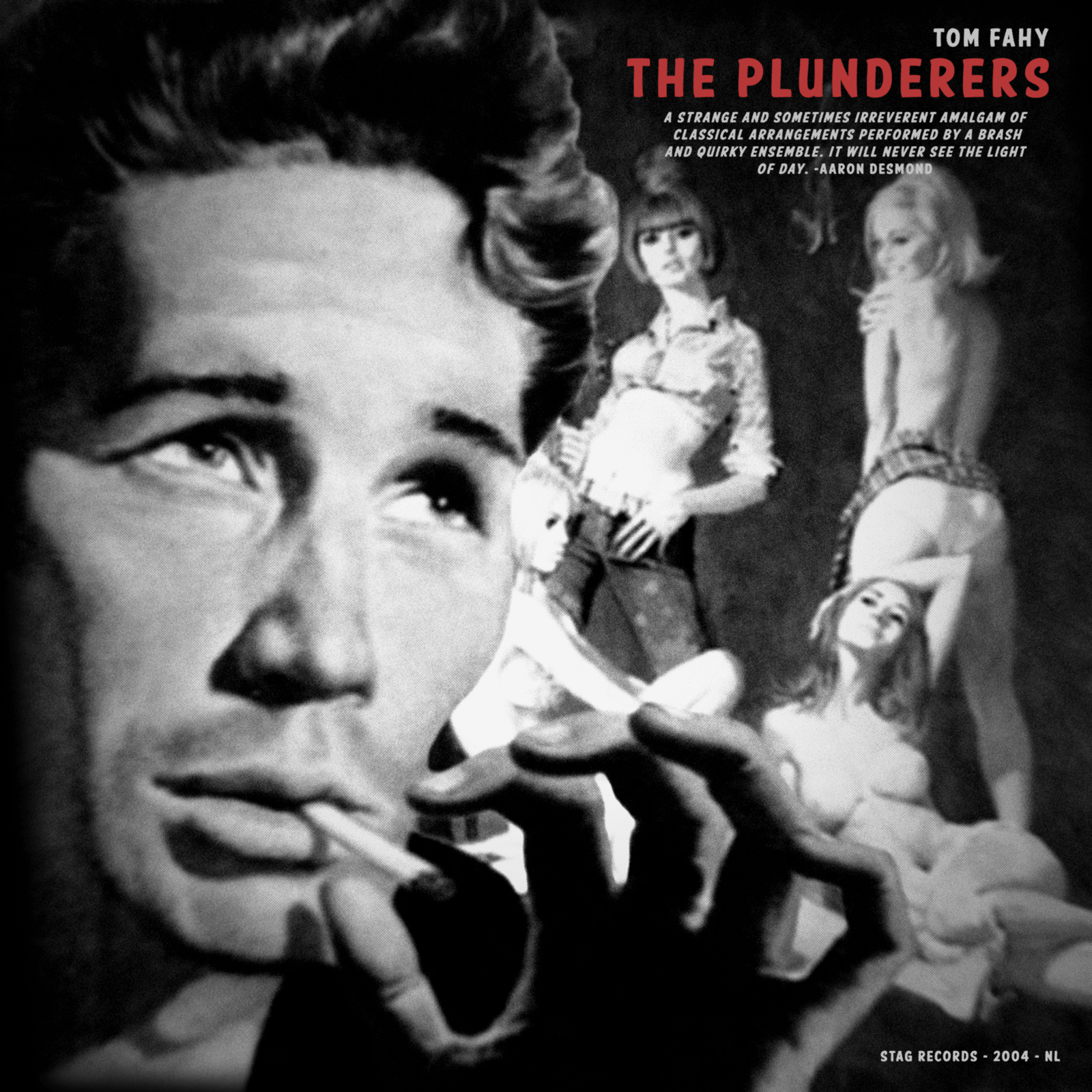 The Plunderers by Tom Fahy