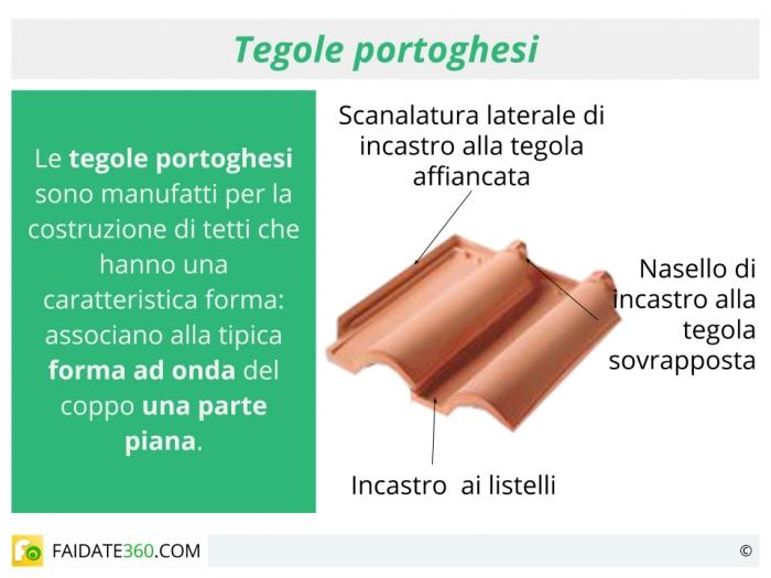 Tegole Portoghesi Scheda Tecnica Prezzi E Montaggio
