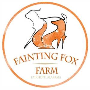 Fainting Fox Farm logo