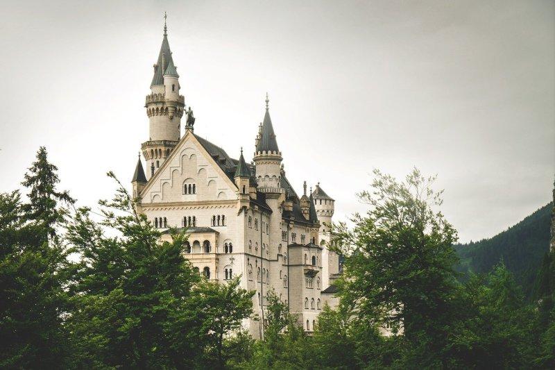 castle, kristin, germany