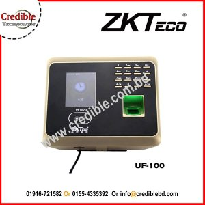 UF-100 ZKTeco Fingerprint Attendance Machine