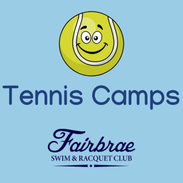 Upcoming Tennis Camps