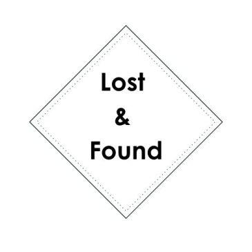 Lost & Found New Location