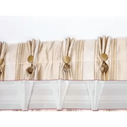 galon fronceur plis flamands 80mm coefficient 2 0 vendu au ml