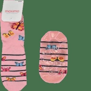 MAXIMO ABS Socken Schmetterling