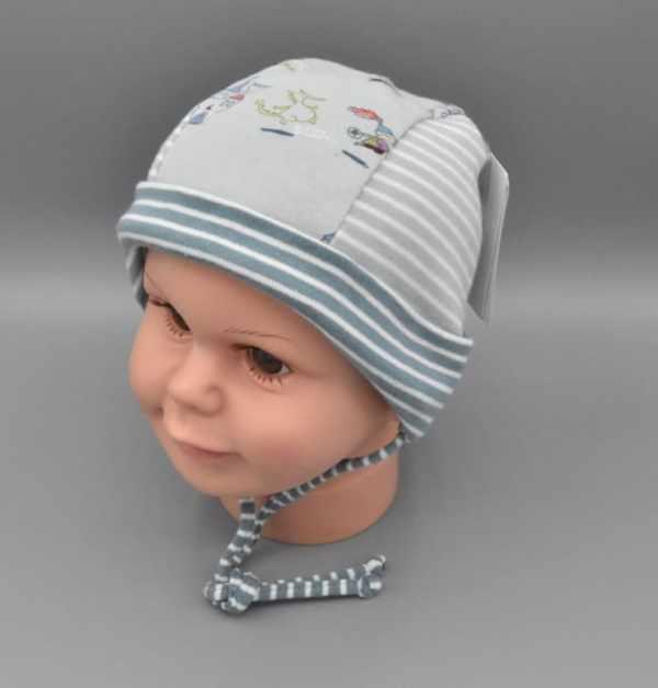 Maximo Mütze aus Biobaumwolle
