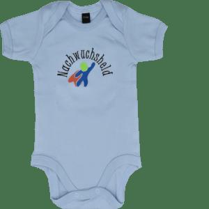 Baby Body Nachwuchsheld blau neu