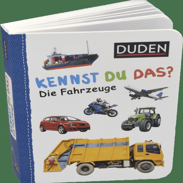 Babybuch Fahrzeuge