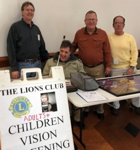 Lions Table