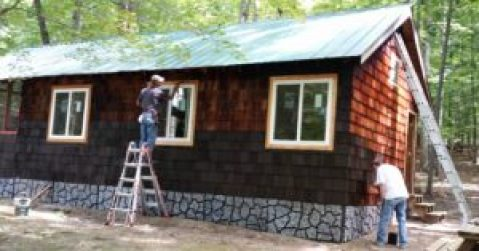 cabin-painting